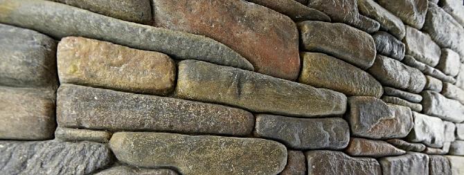 Серия RR - речной камень
